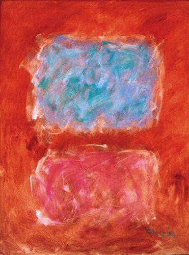 Mascha Düben, Terrakotta, Abstraktes, Architektur, Gegenwartskunst
