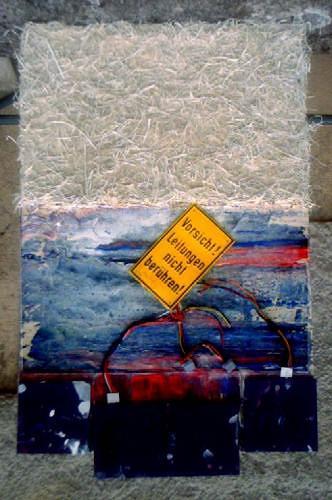 anita rössler, ruementao, Abstraktes, expressiver Realismus