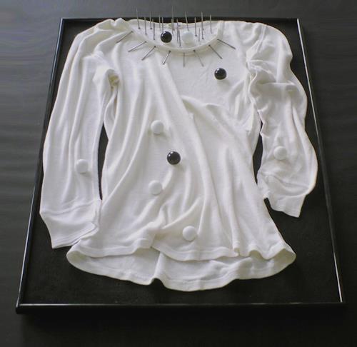 anita rössler, the white shirt, Diverses, Minimal Art