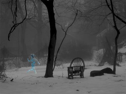 eric j rhoades, Ghost, Fantasie, Menschen: Kinder, Abstrakter Expressionismus