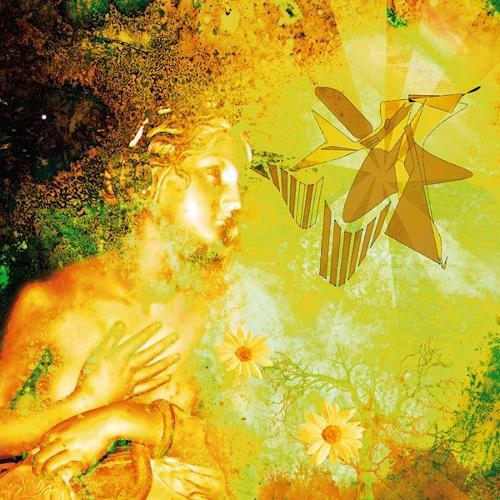 Van Renselar, O Sweet Spontaneous Earth, Abstraktes, Abstraktes, Abstrakte Kunst, Expressionismus