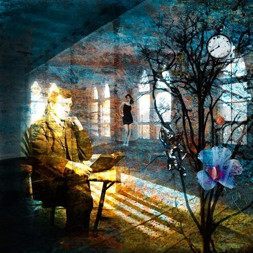 Van Renselar, Five Books, Abstraktes, Diverses, expressiver Realismus, Expressionismus
