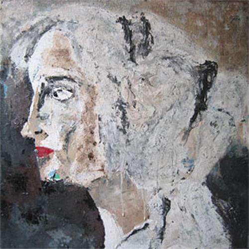 Donna II  von Robert Carbonell, Menschen: Gesichter, Abstraktes ...