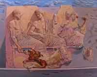 Ramaz-Razmadze-Fantasie-Mythologie-Gegenwartskunst-Postsurrealismus