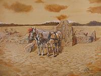 Ramaz-Razmadze-Fantasie-Tiere-Land-Gegenwartskunst-Postsurrealismus