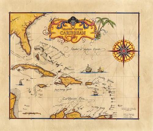 Johnathan White, Pirate Themed Caribbean 1655, Geschichte, Renaissance