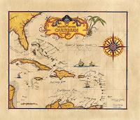 J. White, Pirate Themed Caribbean 1655