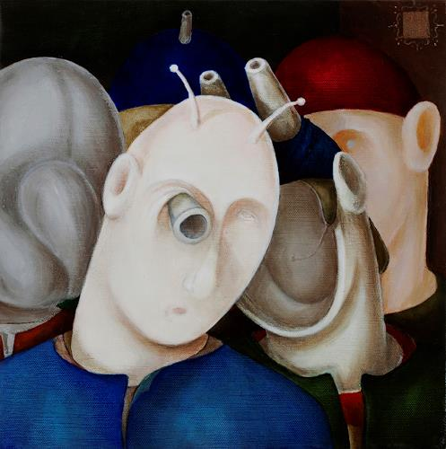 Zoran Velimanovic, 'Les petites histoires', Fantasie, Gegenwartskunst