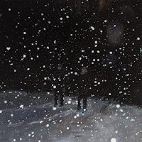 Jennifer-Walton-Diverse-Menschen-Landschaft-Winter-Neuzeit-Realismus