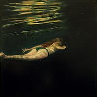 Jennifer-Walton-Menschen-Frau-Natur-Wasser-Gegenwartskunst-Gegenwartskunst