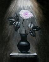 Vladimira-Knuesel-Stilleben-Pflanzen-Blumen-Neuzeit-Romantik