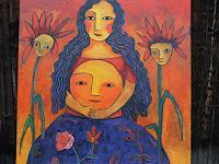 Helga-Hornung-Poesie-Mythologie-Gegenwartskunst-New-Image-Painting