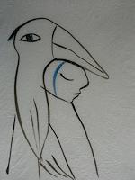Helga-Hornung-Fantasie-Fantasie-Gegenwartskunst--New-Image-Painting
