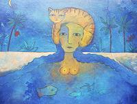 Helga-Hornung-Fantasie-Gegenwartskunst-New-Image-Painting