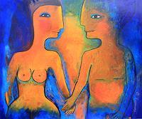 Helga-Hornung-Akt-Erotik-Gefuehle-Neuzeit-Romantik