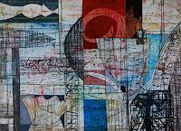 Georgi-Demirev-Abstraktes-Landschaft-Ebene-Moderne-Symbolismus