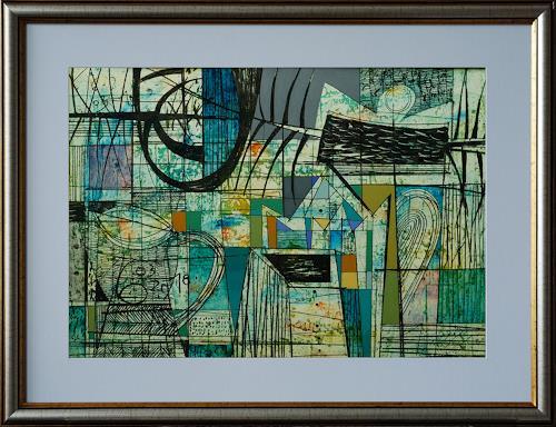 Georgi Demirev, Still life, Stilleben, Diverse Landschaften, Kubismus
