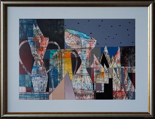 Georgi Demirev, Still life, Fantasie, Stilleben, Konzeptkunst