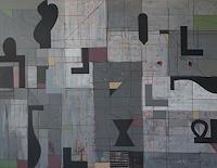 Georgi-Demirev-Abstraktes-Mythologie-Moderne-Abstrakte-Kunst