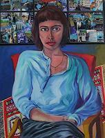 Erik-Slutsky-Diverse-Menschen-Diverse-Gefuehle-Moderne-Expressionismus-Neo-Expressionismus