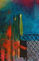 Erik-Slutsky-Krieg-Gefuehle-Trauer-Gegenwartskunst--Neo-Expressionismus