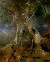 Juan-Miguel-Giralt-Natur-Diverse-Diverse-Landschaften-Gegenwartskunst-Neo-Expressionismus