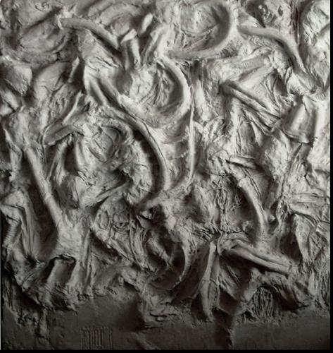 Lino Budano, histion, Abstraktes, Gegenwartskunst
