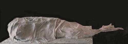 Lino Budano, whale 2, Tiere: Wasser, Natur: Wasser, Abstrakter Expressionismus