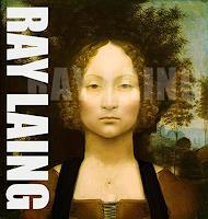 R. Laing, Ray Laing Leonardo Da Vinci Portrait Altered.