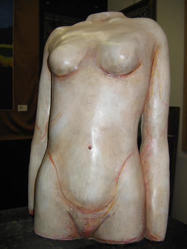 Dambros Ferrari, Body, Menschen: Frau, Menschen: Frau, Neo-Expressionismus, Abstrakter Expressionismus