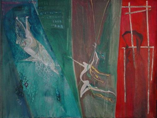 emilio merlina, dreams circus, Fantasie