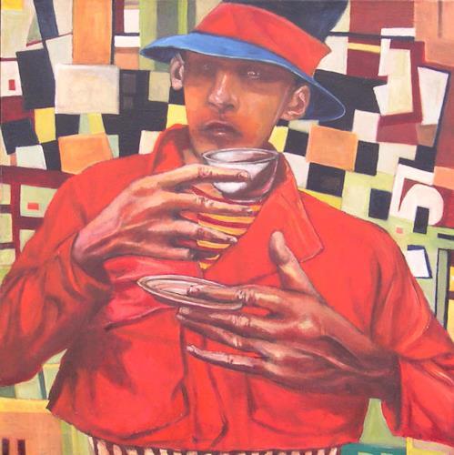 jonathan franklin, Thin Disk, Freizeit, Karneval, Neo-Expressionismus