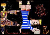 J. CHEVASSUS-AGNES, acrobats  clowns