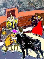 J. CHEVASSUS-AGNES, BULLFIGHT