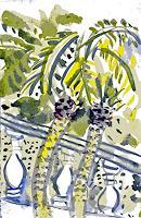 J. CHEVASSUS-AGNES, TREES IN MR KK PAN GARDEN AT ZHAOQING