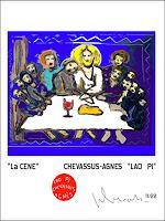 J. CHEVASSUS-AGNES, La Cène