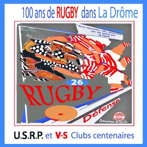 Jean-Pierre CHEVASSUS-AGNES, RUGBY SPORT, Sport, Gefühle: Stolz, expressiver Realismus