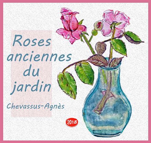 Jean-Pierre CHEVASSUS-AGNES, OLD  ROSES, Pflanzen: Blumen, Gefühle: Liebe, expressiver Realismus