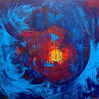 Raphaela-C.-Naeger-Abstraktes-Diverse-Weltraum-Moderne-Abstrakte-Kunst