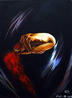 mihaly-DUDAS-2-Akt-Erotik-Akt-Frau-Fantasie-Gegenwartskunst--Gegenwartskunst-