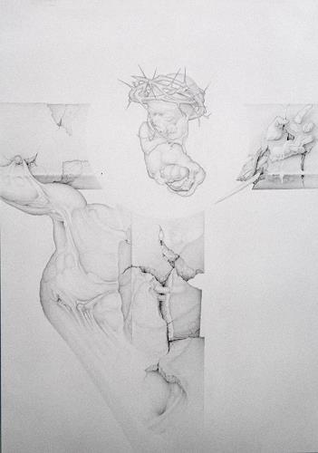 Mirko Sevic, stillness-fetus, Religion, Postsurrealismus