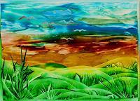Evelin-Koenig-Landschaft-Ebene-Moderne-Naturalismus