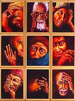 viale-susanna-Menschen-Gesichter-Gegenwartskunst--Neo-Expressionismus