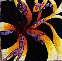viale-susanna-Symbol-Menschen-Gruppe-Gegenwartskunst--Neo-Expressionismus