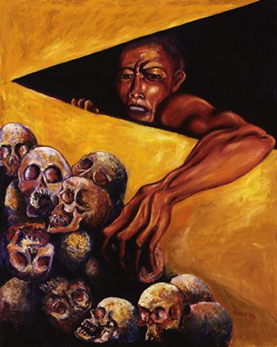 viale susanna, guerre dimenticate, Geschichte, Tod/Krankheit, Neo-Expressionismus, Abstrakter Expressionismus
