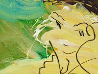 Andrey-Bogoslowsky-Gefuehle-Liebe-Menschen-Gesichter-Gegenwartskunst--Neo-Expressionismus
