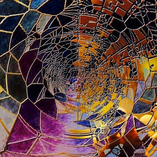 barbara banthau, Digital bead, Abstraktes, Wohnen, Abstrakte Kunst, Abstrakter Expressionismus