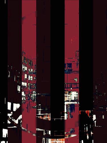 barbara banthau, Digital Art Work, Abstraktes, Fantasie, Abstrakte Kunst