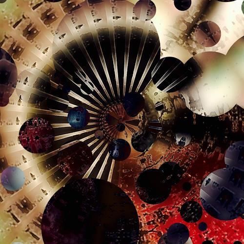 barbara banthau, Digital Art Work, Abstraktes, Dekoratives, Moderne, Abstrakter Expressionismus