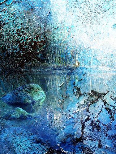 barbara banthau, o.T., Abstraktes, Expressionismus